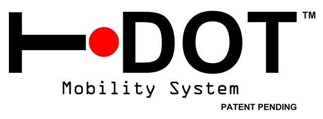 T-Dot Logo PP Horizontal